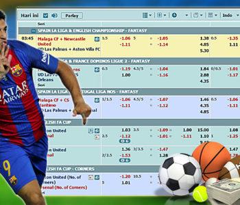 Tips Agar Mudah Menang Judi Bola Online