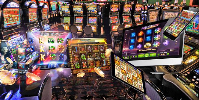 Permainan Judi Slot Online